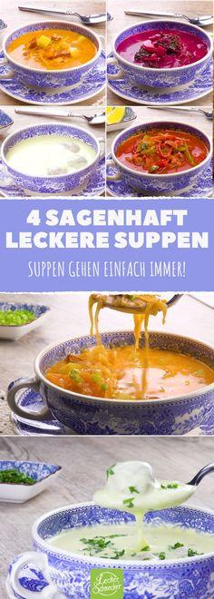 das sind unsere 4 allerbesten suppen zum nachkochen rezept rezepte suppe