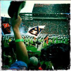 Football : Auburn, Alabama