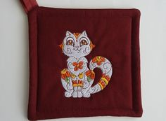 Hey, I found this really awesome Etsy listing at https://www.etsy.com/listing/164221988/machine-embroidered-cool-cats-hot-pads