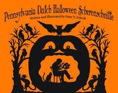 Pennsylvania Dutch Halloween Scherenschnitte @ niftywarehouse.com #NiftyWarehouse #Halloween #Scary #Fun #Ideas