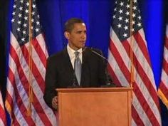 Obama's Race Speech in Philadelphia