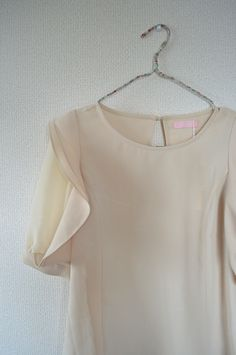 #blouse #top created by El Alice Co., Ltd., for one of our clients #fashion