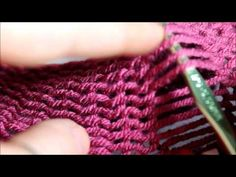 How to Seamlessly Graft Flat Panels Made on the Addi Knitting Machines / Yay For Yarn - YouTube
