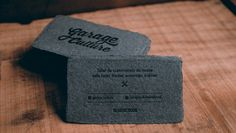 54 inspiring examples of letterpress business cards | Creative Bloq