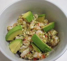 Cabbage Ceviche - Entrees -  - paleo diet, paleo, recipe, nutrition, robb wolf, scott hagnas, weight lifting, strength, conditioning, fitness, greg everett - Catalyst Athletics Recipes