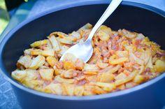 poêlée fenouil italienne