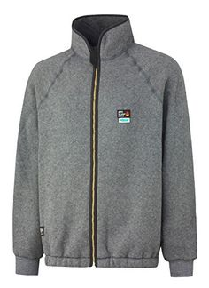 Mens Helly Hansen Work Jacket: Mens Helly Hansen Outerwear. No more Static! This Duluth Fire Resistant Thermal Fleece Jacket from Helly Hansen is Anti-Static, soft hand and ultra warm. This jacket features Front Nomex / brass zipper closure with inner storm flaps, reinforced zipper and collar...  More details at https://jackets-lovers.bestselleroutlets.com/mens-jackets-coats/active-performance/fleece/product-review-for-helly-hansen-workwear-mens-duluth-flame-resistant-arc-r