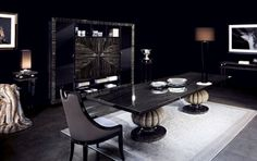 ultra modern dining table designs - Google Search