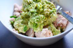 Tuna and Avocado Wraps | Award-Winning Paleo Recipes | Nom Nom Paleo