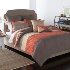 e6f33722aad Parker Loft Brisbane Comforter and Sham Set - BedBathandBeyond.com Coral  Bedding