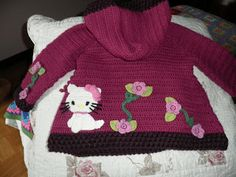 """Fun with the crochet"" (DATE LIFE SC): FEW JACKETS NENAS ....."