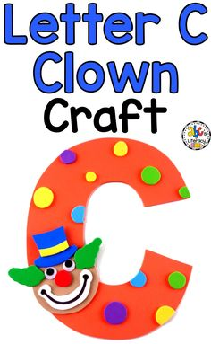 This Letter C Clown