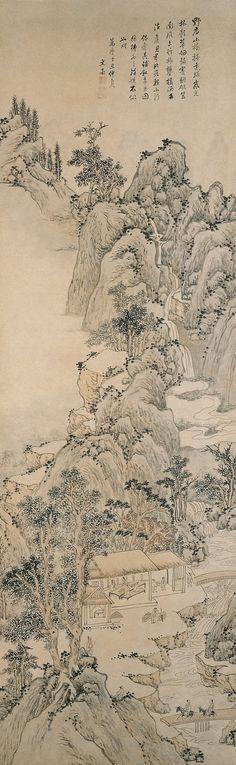 A MILENAR ARTE CHINESA DE DONG YUAN