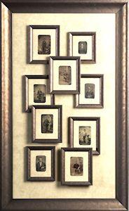 Framing Idea # 5 Frames inside a frame