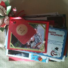 Old Christmas cards~