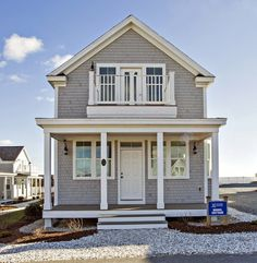 Unlike most new homes the cottages of Heritage Sands Cape Cod
