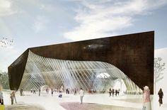 Центральная библиотека Хельсинки: третье место