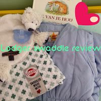 My review of Lodger's Swaddler and swaddle clips in a great Scandinavian design! #baby #swaddling #review #blog #swaddle #hydrofiel #Lodger #stokke #happyhorde #avent   Babycare Blog: Review Lodger Swaddler Scandinavian Bali/Iced & clips