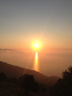 Sunset Kefalonia