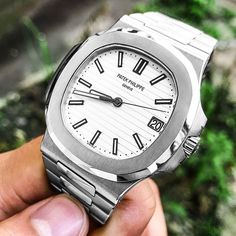 Patek Philippe 5711 This is One hell of a Piece Rate This Piece 1-10 Contact for Pricing and Information . . .