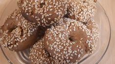 Κουλουράκια λαδιού που θα λατρέψετε!! Bagel, Bread, Food, Brot, Essen, Baking, Meals, Breads, Buns