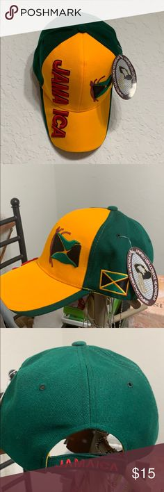 0d6c2315c44 I just added this listing on Poshmark  Brand new Jamaica hat with tags.   shopmycloset  poshmark  fashion  shopping  style  forsale  Other