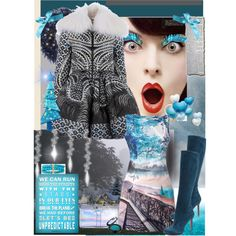"""OooH Surprise!"" by latinaconestilo on Polyvore"