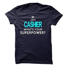 Im A/An CASHIER - #clothes #mens zip up hoodies. BUY NOW => https://www.sunfrog.com/LifeStyle/Im-AAn-CASHIER-31870508-Guys.html?60505