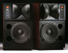The legendary JBL Model 4430 Studio Monitor. This speaker was Zilch's direct inspiration for developing the DIY Econowave speaker.
