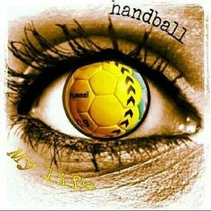 I see handball wherever I go <3