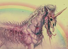Zombiecorn. Greatness that has to appear somewhere