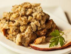 farms herb leek sourdough thanksgiving stuffing herb leek sourdough ...