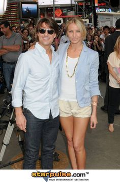 """""""Good Morning America"""" - June 22, 2010 - Tom Cruise and Cameron Diaz Promote """"Knight and Day"""""""