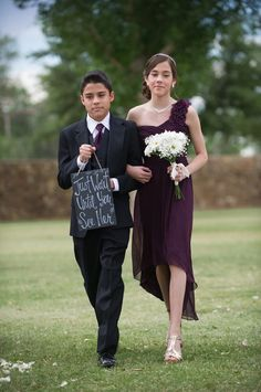 Just Wait Until You See Her Flower Girl Ring Bearer Wedding Slate Sign Hand Painted Ring Bearer Signs, Slate Signs, Rings For Girls, Ring Pillow, Cute Rings, Bridesmaid Dresses, Wedding Dresses, Here Comes The Bride, Marry Me