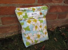 The Mary Frances Project: Wet Bag Tutorial