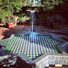 Gorgeous tiled inspiration.