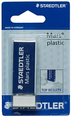 Sharing Staedtler Erasers (Pack of 3) from WHSMITH