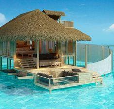Vakantieverblijfje Maledive