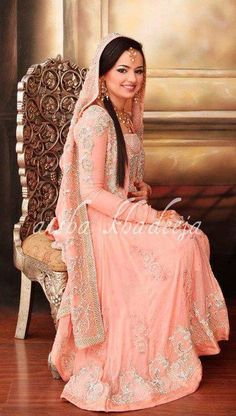 Pakistani fashion #engagement #nikkah