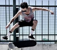 Nyjah Huston | Skater | Perfection