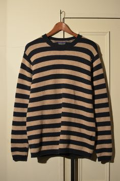 """FIFTY-FIFTY  """"Patagonia"""" Lamb Wool Sweater"""