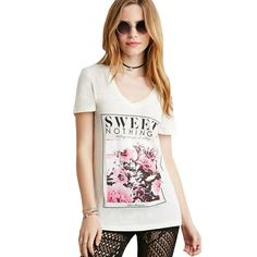 Pas cher St128 femmes t   Shirt imprimé Floral coton Casual drôle Shirt pour dame blanche Top Tee Hipster Street Wear NTSMSS, Acheter  T-shirts de qualité directement des fournisseurs de Chine: