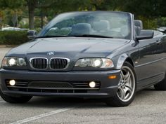 2002 BMW 3-series 330CI Convertible 5-SPEED Get it for only $8,500