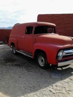 Panel Trucks on Pinterest | Trucks, Chevy and Dodge