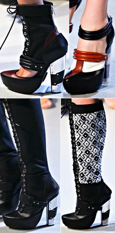 Rodarte boots fall winter 2012 2013