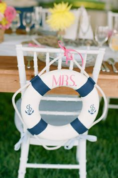13 Sweet Wedding Chair Decor Ideas