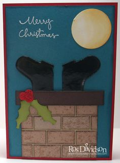Ros Davidson, Independent Stampin' Up! demonstrator, Melbourne, Australia: Cards