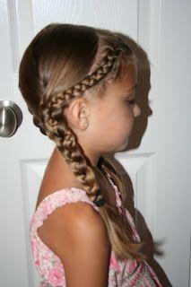 Peachy Cute Girls Hairstyles Girl Hairstyles And Cute Girls On Pinterest Short Hairstyles For Black Women Fulllsitofus