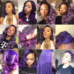 Shop our Platinum Collection Line of Brazilian Body Wave virgin hair extensions. Our Platinum Line hair extensions are from one donor making them more manageable. Dope Hairstyles, Weave Hairstyles, Pretty Hairstyles, Hairstyle Ideas, Love Hair, Gorgeous Hair, Gorgeous Body, Curly Hair Styles, Natural Hair Styles