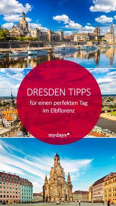 Dresden Tipp für den perfekten Tag im Elbflorenz Land Scape, Taj Mahal, Paradise, Germany, Places, Movie Posters, Travelling, Group, Board